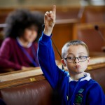 'Hear My Voice'  conference at Manchester Town Hall
